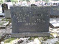 Grabstein von Richard und Erna Loewy