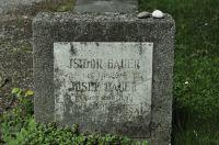 Westfriedhof IBK, Bauer Isidor