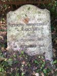 Grabsteine für Hermine Bernheimer (geb. Margulies)