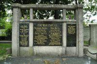Westfriedhof IBK, Familie Brüll