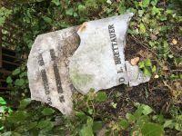 Grabstein für Hermann (Ermano) Brettauer