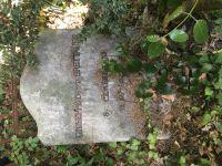 Grabstein für Josef Brettauer