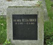 Westfriedhof IBK, Bella Broch