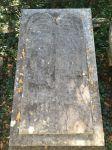 Grabsteine für Alfredo und Ida Brunner
