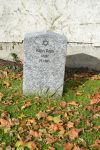 Westfriedhof IBK, Klein Aron