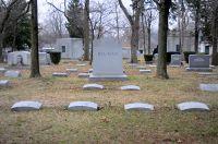Familiengrab Bauman