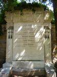 Familiengrab Massimiliano und Elena Brunner