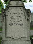Westfriedhof IBK, Flöckinger Anna