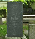 Westfriedhof IBK, Fuchs Karl
