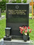 Westfriedhof IBK, Goldberg Fanny