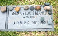 Grabmal für Marcus Louis Bernell