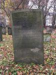 Grabstein für Carl Hirschfeld