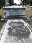 Grabstein von Edwin und Etta Bernheimer