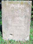 Grabstein für Elise Hertz (geb. Blankenstein)