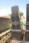 Grabstein für Fanny Czeczowiczka (geb. Lamberg)