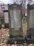 Grabstein für Gerson Melchior