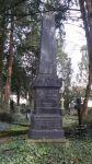 Grabstein für Jeremias und Elise Feld