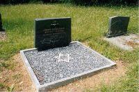 Grabstein von Joseph Guggenheim und Blanche Guggenheim (geb. Mané)