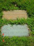 Grabsteine von Alice und Carl Hirschmann