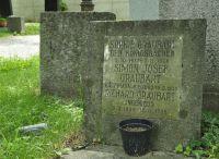 Westfriedhof IBK, Graubart Simon