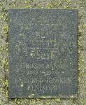 Westfriedhof IBK, Gross Janos
