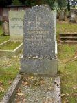 Grabstein für Suzanne Güntzburger (Netter)