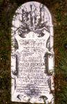 Grabstein für Adolph Brentano