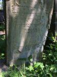 Grabstein von Betti Grünmandl (geb. Fuchs 1857 - 1903)
