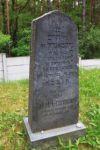 Grabstein von Jakob Grünmandl (1822 - 1912)