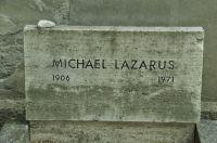Westfriedhof IBK, Lazarus Michael