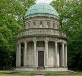 Mausoleum Familie Friedrich von Gans
