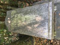 Grabstein für Josef (Giuseppe) Menz