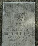 Westfriedhof IBK, Link Josef