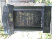 Grabstein von Edwin Rothschild