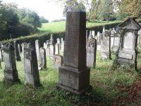 Grabstein von Veit Friedrich Rothschild