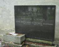 Westfriedhof IBK, Schenkel Familiengrab