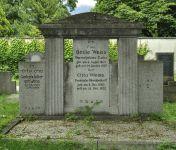 Westfriedhof IBK, Weiss Adler