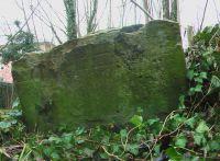 Grabstein für Henle Ephraim Ullmann und Hanna Wertheimer
