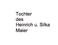 <b>Maier Regina</b> <br> <i>Rückseite</i> <br>