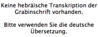 <b>Steinach Therese geb. Levi</b> <br> <i>Rückseite</i> <br>