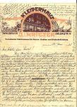 24. Juni 1938 Letter Fanny Krieser Innsbruck to Erna Krieser Firenze