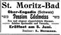 Anzeige des Hotel Edelweiss