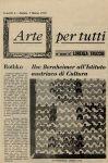 Bericht in 'Momento Sera', 6.3.1970
