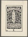 Ex Libris Hugo Brettauer