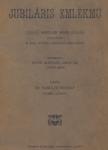 Festschrift für Mark Handler, 1904
