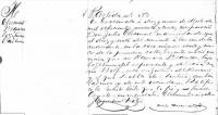 Geburtsurkunde (Civil Registration) Franziska Clermont, Guatemala City