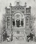 Huldigung an Salomon Sulzer, 1879