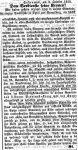Samuel Menz ausgezeichnet. Artikel in der 'Allgemeinen Zeitung des Judentums' vom 17. Oktober 1859