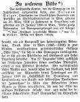 Salomon Sulzer Artikel in der Zeitschrift 'Der Israelit', 19. Dezember 1901 2. Teil