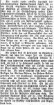 Bericht in der Zeitschrift 'Der Israelit', 24.4.1893